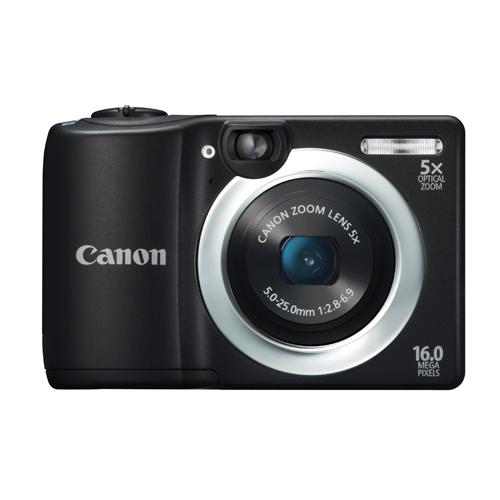 Canon Powershot A1400 16.1MP Digital Camera数码相机,老机型,AA电池供电