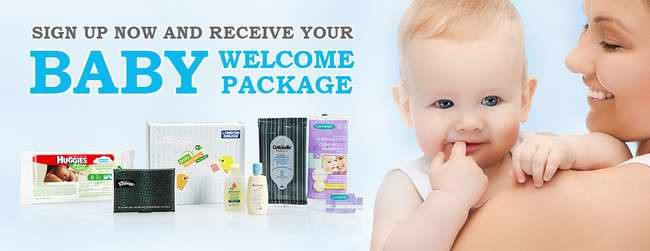 London Drugs店内限时免费赠送婴儿用品Baby Welcome Package