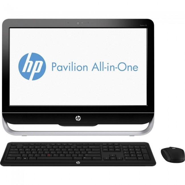 "翻新惠普台式一体机HP Pavilion 23"" All-In-One PC (AMD A6-5200 / 1TB HDD / 4GB RAM / Windows 8)"