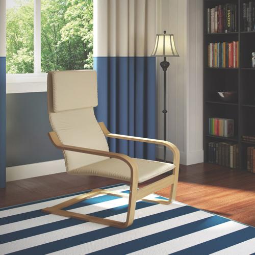 Corliving Aquios Arm Chair (LBQ-786-C) 扶手椅,4色可选
