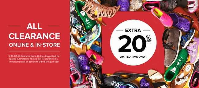The Shoe Company 2500余款UGG、Nike、Adias、The North Face、Puma等成人儿童鞋子2折起清仓,额外再打8折