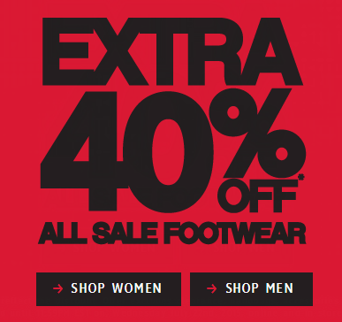 Call It Spring特卖区男女鞋子及背包额外4折,最低1.5折5元起特卖,额外再打8.5折