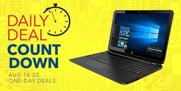Best Buy 指定款笔记本电脑、台式机、台式一体机、U盘、笔记本背包、键盘鼠标等限时特卖!