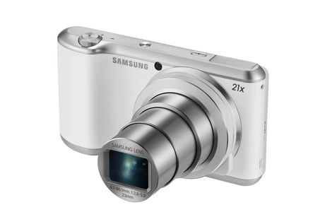 Samsung Galaxy Camera 2 Android Wi-Fi Camera with 21X Zoom智能相机