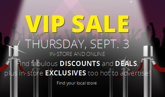 Best Buy 9月3日本周四VIP特卖,电脑、家电、乐器、相机等特价销售,店内有更多折扣!