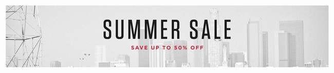 DC Shoes 夏季特卖,指定款成人儿童服饰鞋帽等5折起特卖,额外6折并包邮,仅限今日!