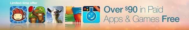 Amazon App Store 39款价值超90元Android Apps软件游戏免费