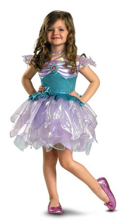 Disney Ariel Toddler Ballerina Classic(3-4)