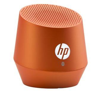 HP S6000 Orange Bluetooth Speaker蓝牙迷你音箱