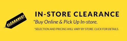 Canadian Tire店内各种工具、居家、汽车、厨房、户外用品、鞋子、玩具等1.5折起大清仓,网购后店内取货!