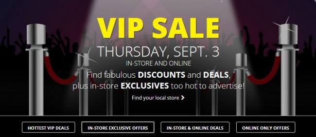Best Buy VIP Sale开卖,笔记本、台式机、电视、大小家电、相机、音箱、储存卡、首饰、手表等特价销售!仅限今日!