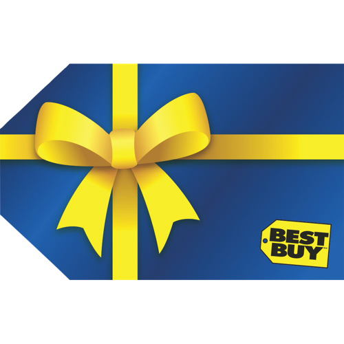 两款Best Buy Happy Holidays Gift Card礼品卡0元