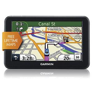 翻新GARMIN NÜVI 50LM US & CANADA,5寸屏GPS导航,带free lifetime maps