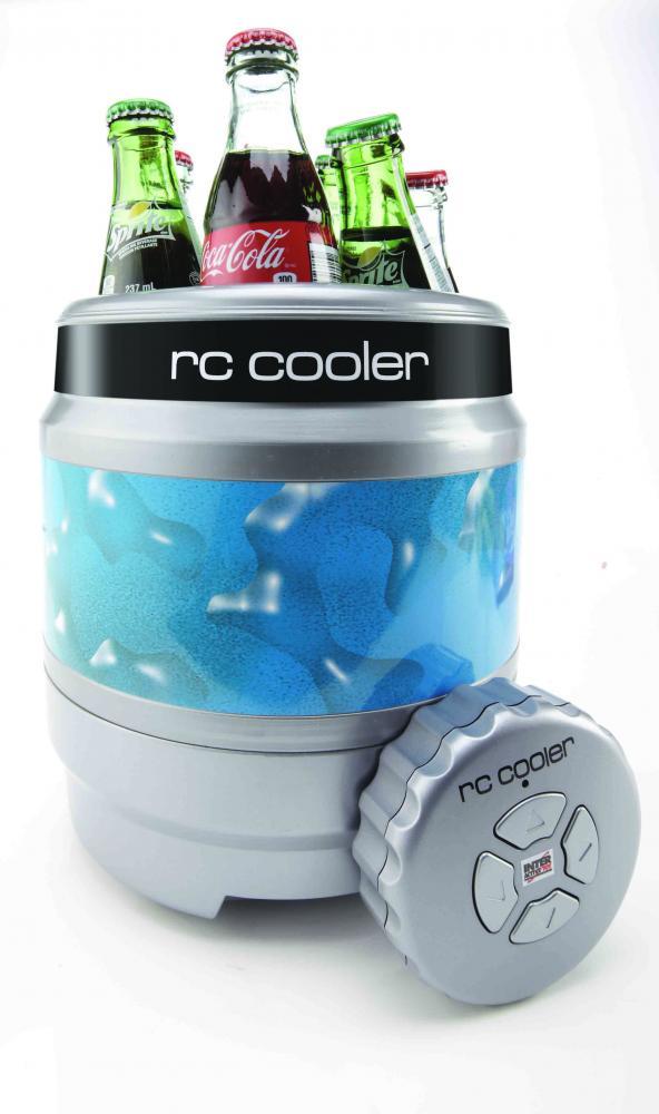 INTERACTIVE TOY RC COOLER 6-PACK 派对上的成人玩具,可遥控移动的cooler
