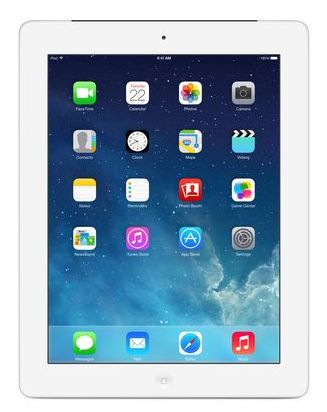 Apple iPad 4 with Retina Display 16GB - Wi-Fi + Cellular