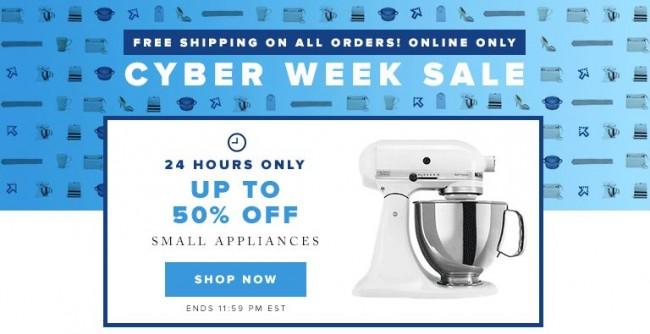 The Bay Cyber Week 感恩节开卖了!全场包邮,清仓区2折起,使用HBC信用卡结账8.5折