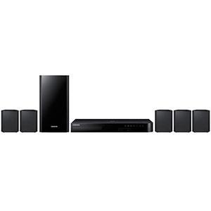 翻新SAMSUNG HT-H4500 HOME THEATRE IN-A-BOX家庭影院系统,支持蓝牙