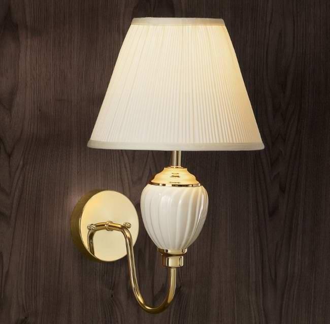 Gen Lite Polished Brass Wall Lamp壁灯21.94元清仓,满24元再减10元!