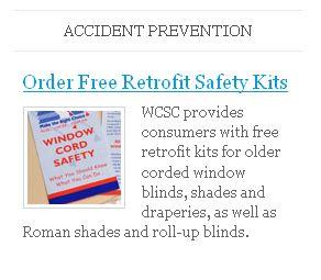 免费申请窗户儿童保护套件