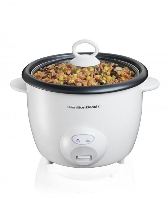 Hamilton Beach 20-Cup Rice Cooker 20杯量电饭煲6.3折 25.2元限时特卖!