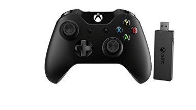 预订Xbox One手柄及Win 10电脑无线接收器仅需49.95元