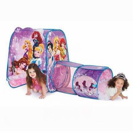 PLAYHUT Disney Princess Adventure Hut 迪士尼公主游戏屋帐篷19.99元特卖