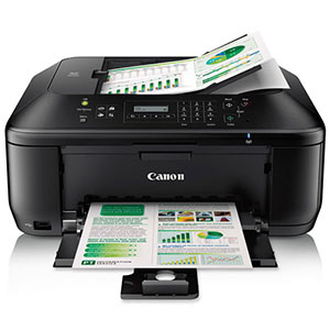 开箱品CANON PIXMA MX452 ALL-IN-ONE INKJET PRINTER多功能无线喷墨打印机