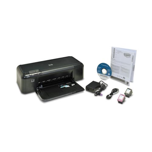 开箱品HP DESKJET D2660 THERMAL INKJET PRINTER喷墨打印机
