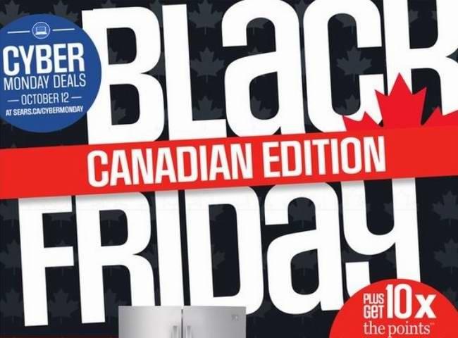 Sears年度狂欢又来了!快抢!加版黑色星期五开卖,满24元额外优惠10元!