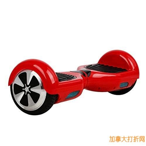 超酷超炫耀!Kobe 平衡滑板车(多种颜色可选)特价349.99元,原价659元,包邮