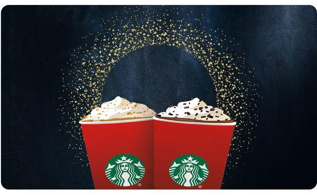 又来了!15美元Starbucks星巴克电子礼品卡仅售10美元!相当于20.77元礼品卡仅售13.85元!