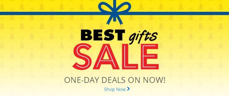 Best Buy礼物限时特卖,指定款笔记本、电视、耳机、音箱、游戏机、相机、室内运动器材、炊具等特价销售,仅限今日!