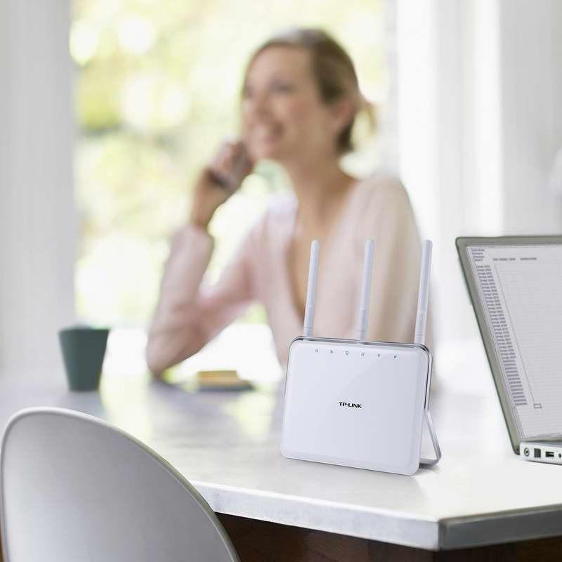 TP-LINK Archer C8 AC1750 Dual Band Wireless AC Gigabit USB 3.0 Port Router 双频无线千兆路由器99.99元限时特卖!