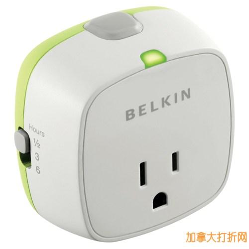 Belkin Conserve Socket (F7C009FC)定时插座