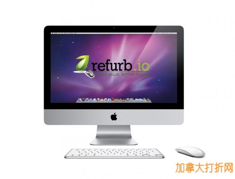 又推数款新Deal了!Refurb.io网店黑色星期五特卖活动现在开售!翻新苹果9.7寸Ipad 2平板电脑仅售198元,iMAC, 21.5寸 8GB 1TB一体机仅售899元,Dell笔记本电脑149元起,HP台式机129元,全站包邮!