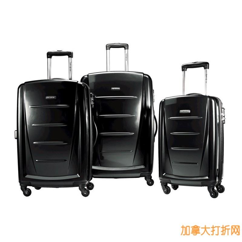 多款Samsonite 新秀丽 Winfield 2 万向轮拉杆行李箱2.5折限时特卖!