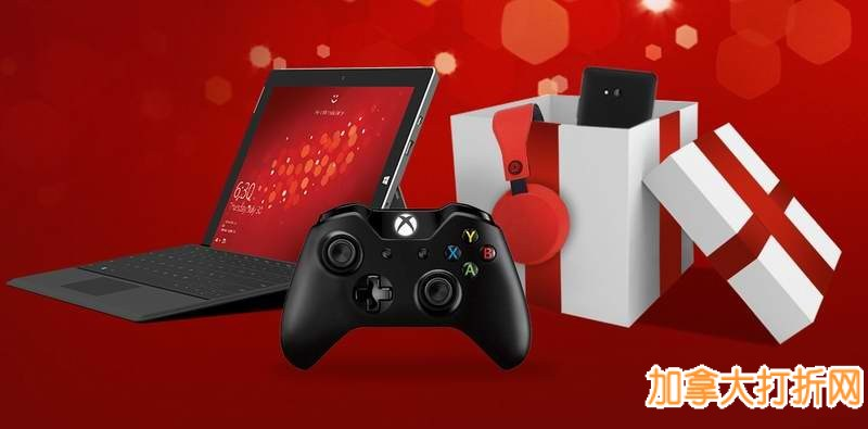 又上货了!Microsoft Store 黑色星期五特卖继续!笔记本电脑5.7折299元起大跳水!多款游戏机、游戏、平板电脑、手机、耳机、智能手环特价销售