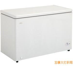 Danby Designer 7.10 Cu. Ft. Chest Freezer白色小冰箱特价299元,原价469.97元,包邮