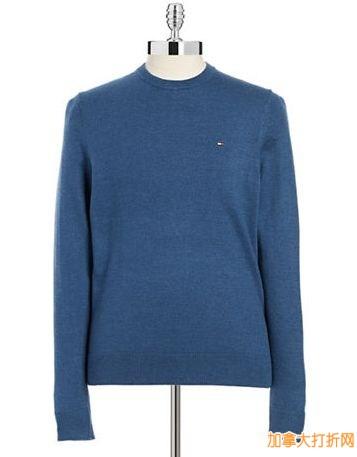 Tommy Hilfiger Sweaters 毛衣4.4折优惠!现价29.99元,原价90元