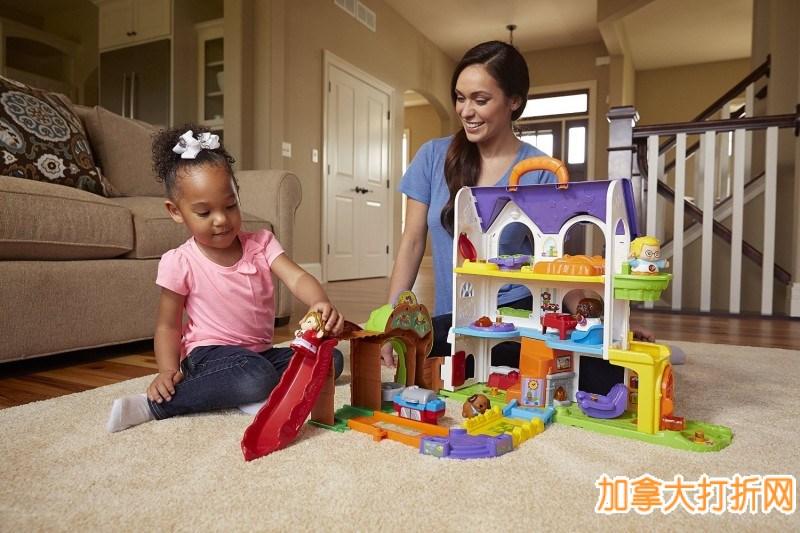 VTech Go! Go!  趣味探索家园儿童玩具特价22.53元,原价49.99元