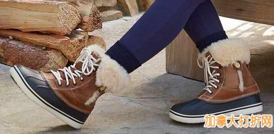Crocs卡洛驰绒毛衬里鞋子4折起特卖,指定款鞋子3.3折起14.99-19.99元,特卖区4折起,满75元立减15元!