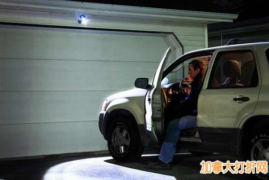 Mr. Beams MB360 室外防水动作感应灯17.22元限时特卖并包邮!