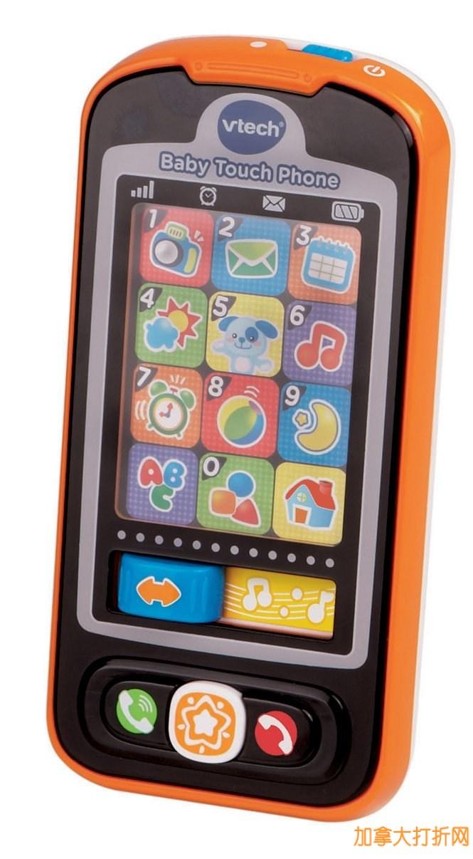 多款VTech婴幼儿及学前益智玩具6折特卖,仅限今日!