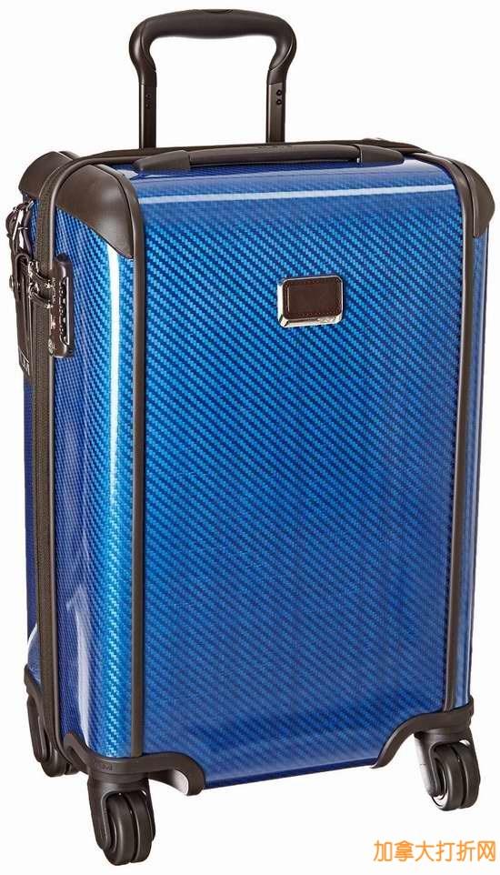 时尚超耐用,军用级材料制成!Amazon精选13款Tumi手袋、背包、公文包、旅行箱4折33元起特卖!