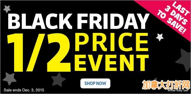 Toys R Us 黑五半价专场最后三天,750款玩具、电子产品等5折起特卖!