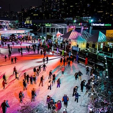 音乐溜冰夜场每周六免费,截止日期2月20日!