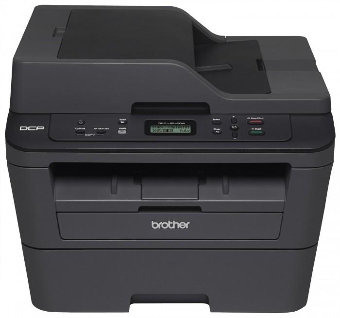 Brother DCP-L2540DW 多功能一體無線黑白激光印表機5折 119.64加元限時特賣並包郵!
