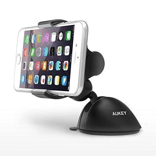 Aukey 吸盘汽车手机万用座 7.99元特卖,原价29.99元