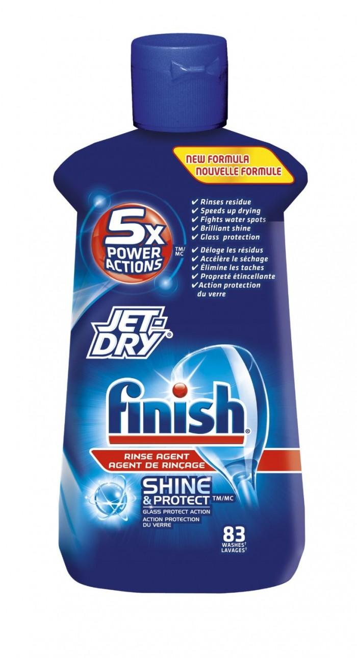 Finish 250毫升清洗剂特价3.97元特卖!厂家再返款8元!