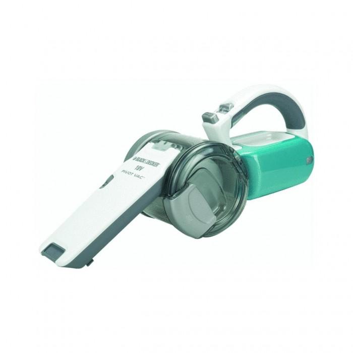 又上货了!Black&Decker PHV1810 18伏旋转鸭嘴式无绳手持吸尘器4.3折 56元限时特卖并包邮!